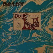 Cd The Doors - Live at London Fog 1966 - Warner Music