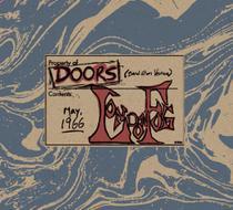 Cd the doors - london fog 1966 ao vivo - Warner Music