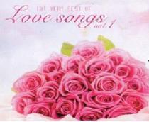 CD The Very Best Of Love Songs Vol 1 - Diamond