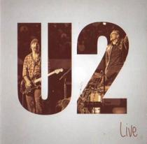 CD U2 - Live - Diamond