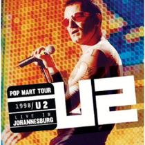 CD U2 - Live In Johannesburg - Strings and music
