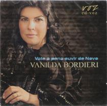 CD Vanilda Bordieri Vale a Pena Ouvir De Novo - Ebenezer