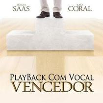 CD Vencedor - Playback Com Vocal - Diamond
