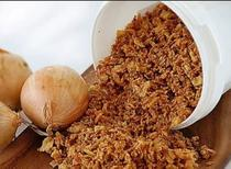 Cebola Frita Crispy 1kg - Naturalize