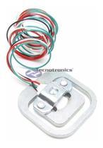 Célula Sensor De Carga Peso Com 4 Fio 50 Kg Projeto Arduino - Mj