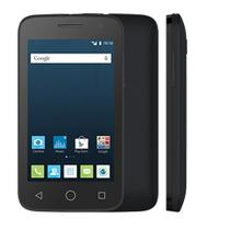 Celular Alcatel POP 2 OT 4045A Preto Single Chip 4G, Tela 4 4GB Android 5.0 Quad Core Câmera 8MP