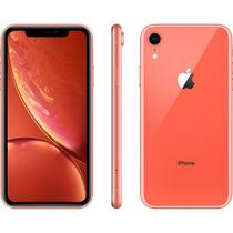 Celular apple iphone xr 64gb coral importado