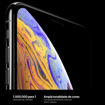 Celular apple iphone xs max 64gb prata importado