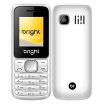 Celular Barra Dual Chip Câmera MP3 e Bluetooth Bright 406 -