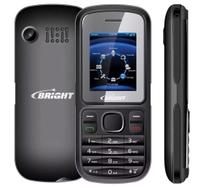 Celular Bright 2 Chips Bluetooth Câmera Lanterna Mp3 Fm