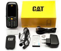 Celular Caterpilar Cat B25 Antichoque Prova D'agua 2 Chip - Caterpillar
