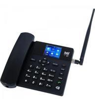 Celular De Mesa 5 Bandas 3g Bdf-12 Com Wifi Bedin -