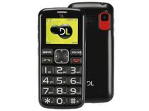 Celular DL YC110 Dual Chip  - Câmera Integrada