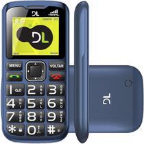 Celular DL YC120 dual chip gsm azul -