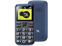 Celular DL YC120 Dual Chip Rádio FM - Função SOS