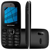 Celular Dual Chip 3g MP3 FM Preto Multilaser Up  P9017