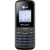 Celular Dual Chip Lg B220 Idoso Rural 32mb 2g Rádio Fm -