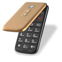 Celular FLIP Vita Dual CHIP GOLD P9043 -