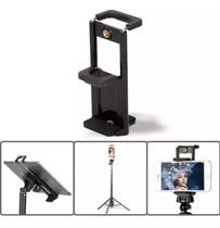 Celular Holder Universal Adaptador Suporte Tripe Pau Selfie - Artbox3D
