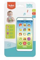 Celular Infantil Baby Phone Azul 6841 - Buba -