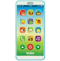 Celular Infantil Baby Phone Azul - Buba -