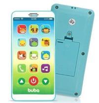 Celular Infantil Baby Phone Buba Azul -
