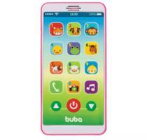 Celular Infantil Baby Phone Rosa - Buba -