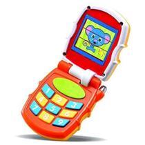 Celular infantil baby phone zp00025 - zoop toys -