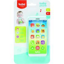 Celular Infantil Buba Baby Azul - 6841 Buba -