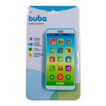 Celular Infantil Buba Baby Phone Musical -