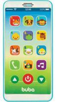 Celular Infantil Musical Baby Phone Azul 6841 - Buba - Buba Baby