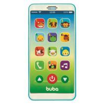 Celular Infantil Phone Azul - Buba Baby -
