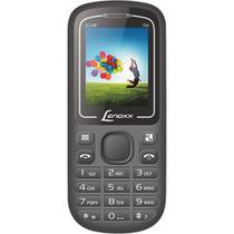 """Celular Lenoxx CX904 Desbloqueado com Dual Chip. Tela 1.8"""". Bluetooth e Câmera Preto e Vermelho -"""