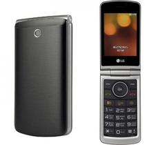 Celular Lg G360 Dual Sim Flip Tela 3.0 Câmera Rádio Fm -