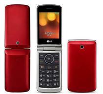 Celular Lg G360 Flip Dual Sim Vermelho -