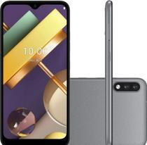 Celular Lg K22 Titanio 4g Dual Chip 32gb Tela 6,2 Android LM-K200BMW -