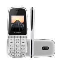 Celular Multilaser Up Play Dual Chip Com Bluetooth Branco -