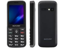 Celular Multilaser Zapp Dual Chip 3G Rádio FM - Bluetooth MP3 Player Desbl.