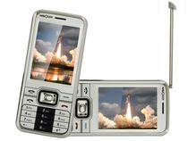 Celular NavCity Zuster Dual Chip Touchscreen - Câmera 1.3MP MP3 Player Bluetooth Cartão 2GB