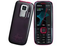 Celular Nokia 5130 Desbloqueado TIM - Câmera 2MP MP3 Player Bluetooth Cartão 1GB
