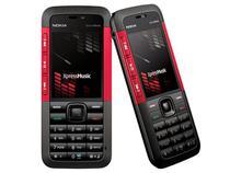 Celular Nokia 5310 Tim Desbloqueado - Câmera 2.0MP MP3 Player Bluetooth Cartão 2GB