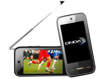 Celular Onda OTV1000 Touch Desbloqueado TIM - Câmera 2MP MP3 Player Bluetooth TV Digital