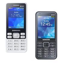 Celular Para Idosos Samsung Sm-b350e Bluetooth Camera Bateria de 1200 mAh -
