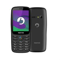 Celular Positivo Feature Phone C Whatsapp P-70S -
