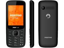 Celular Positivo P38 Dual Chip 128MB 3G Rádio FM - Bluetooth Desbloqueado