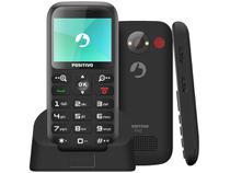 Celular Positivo P65 Dual Chip   - Rádio FM Bluetooth