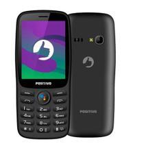 Celular Positivo P70s Whatsapp Facebook Musica Dual Sim 512 Mb Preto -