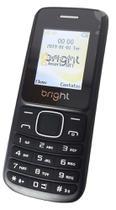 Celular Pra Idoso Dual Chip Câmera Mp3 Rádio Bluetooth Preto - Bright