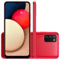 Celular Samsung Galaxy A-02-S 32GB Dual SM-A025MZKVZTO -