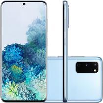 Celular Samsung Galaxy S20 Azul 8GB RAM Tela 6.2 128GB Cam 64MP 12MP 12MP -
